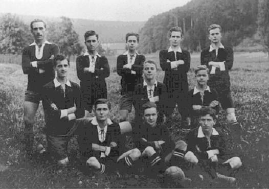 Historische Mannschaft