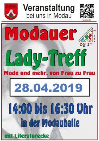 Lady-Treff Frauenkleiderbasar